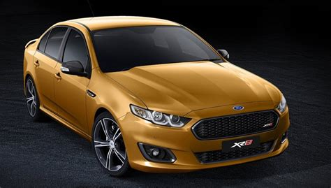 ford falcon xr revealed   autoevolution