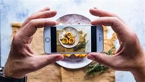 Shoot iPhone Food Photography Like A Pro - YouTube