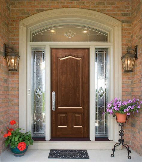 Fiberglass Front Doors fiberglass front entry door doors cleveland columbus