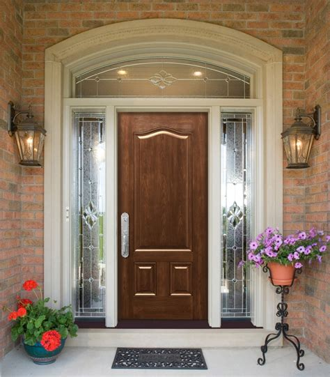 Fiberglass Front Entry Door & Doors Cleveland, Columbus