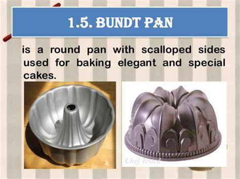 baking tools equipment definition sheet function shape cut