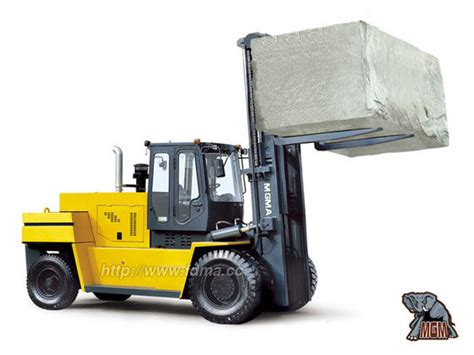 20 Ton Capacity Forklift Truck(id
