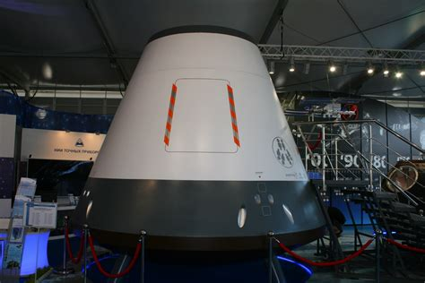 New Russian Manned Spacecraft (page 4) - Pics about space