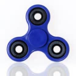 Fidget spinner al blue