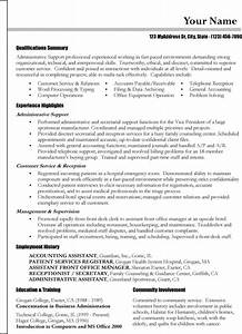 How To Write A Good Cv Examples Example Of A Functional Resume Sc Ate Students