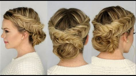 Two Braided Updo Hairstyle For Medium Hair Suits Best Occasions Steps To Make At Home How To Take Care Of Dry Wavy Hair Short Medium Layered Hairstyles With Bangs Wet Set For 2 Prom Side Long Wear Curly Up Easy Maintain Haircuts Round Faces Make Upstyle Correct Way Curl Your A Curling Iron