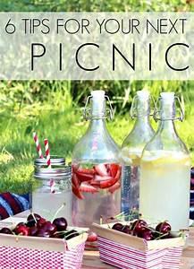 Idée Repas Pique Nic : 6 tips for your next picnic summer camp pique nique ~ Melissatoandfro.com Idées de Décoration