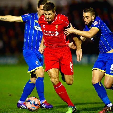 AFC Wimbledon vs. Liverpool: Live Score, Highlights from ...