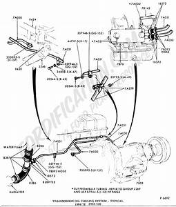 Kt 2752  Ford C6 Transmission Parts Diagram Schematic Wiring