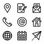 Icon Icons Vector Contacts Flaticon Svg Packs
