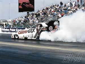 Funny Car Drag Racing
