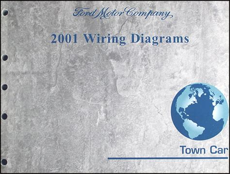 Lincoln Town Car Original Wiring Diagrams