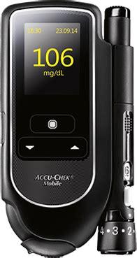mobile cassette roche accu chek mobile kit de glyc 233 mie roche diagnostic 1