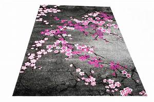 Teppich Grau Rosa : designer teppich moderner teppich wohnzimmer teppich blumenmuster grau lila pink ebay ~ Indierocktalk.com Haus und Dekorationen