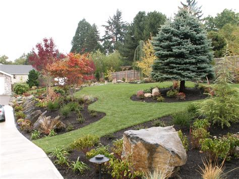 mountain landscape design bull mountain property innovative landscaping inc