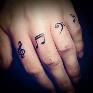 Unique Music Tattoo Design Ideas For Music Lovers