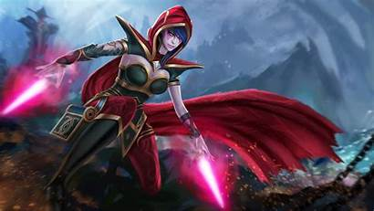 Templar Assassin Dota Wallpapers Fantasy Backgrounds Hood