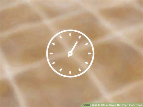 to clean grout between floor tiles 4 ways to clean grout between floor tiles wikihow 4 way