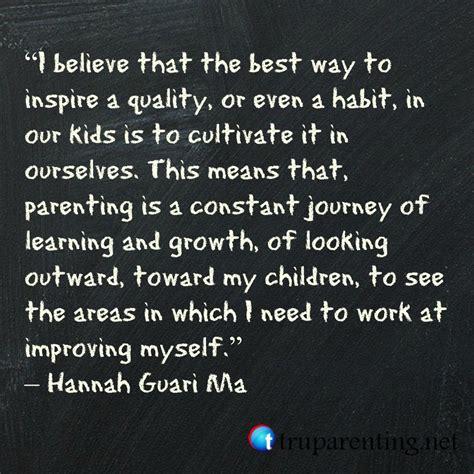 parenting skills quotes quotesgram