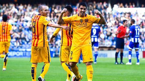 Deportivo La Coruña vs. Barcelona - Football Match Report - April 29, 2018 - ESPN