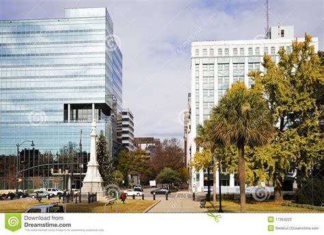 downtown  columbia stock  image