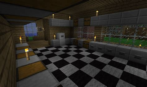 minecraft kitchen designs minecraft kitchen design back in time 14 4131