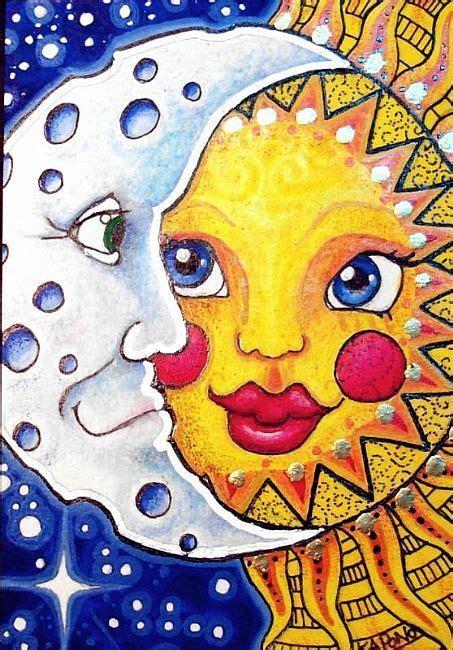 celestial bodies | Moon art, Art, Celestial art