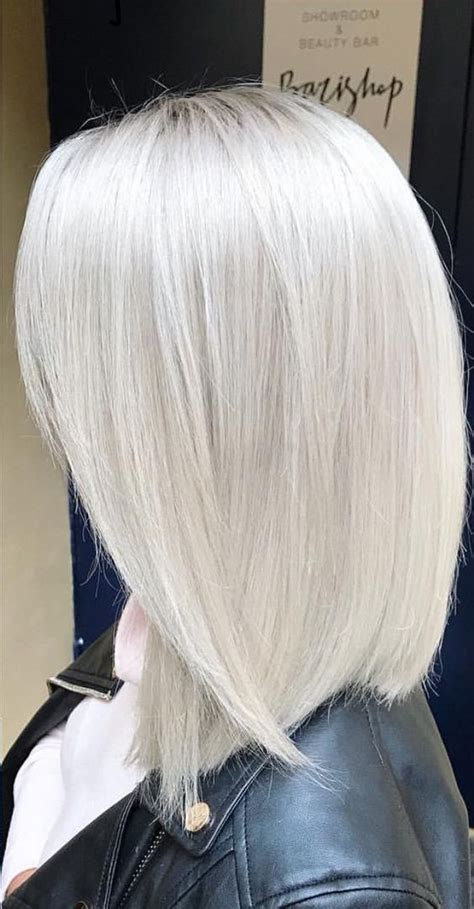4 Stunning Silver Hair Color Ideas And Maintenance Tips