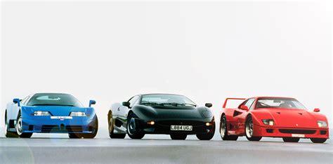 Car Types: Bugatti EB 16/4 Veyron
