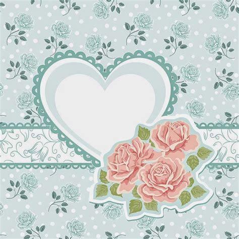 background undangan bunga hd