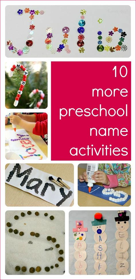 10 more preschool name activities to try teaching 379 | f961d9efe0c16c2f830895a161509f68