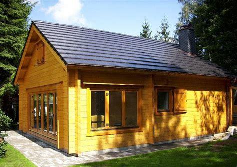 Holzhaus Spielraum Zum Wohnen by Wochenendhaus Oder Gartenzimmer Statt Wintergarten Idee