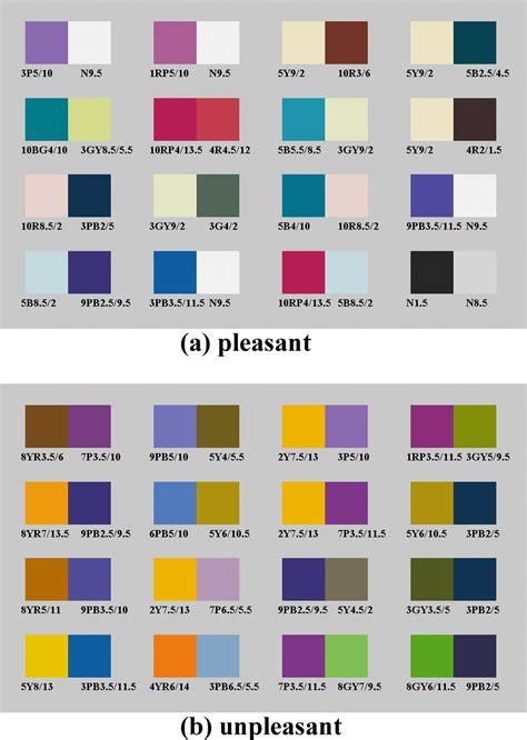 best two color combinations color combinations rainbow color palettes