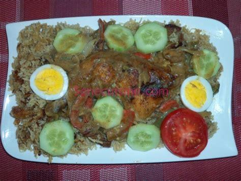 cuisine sénégalaise recette du thiebou yapp aux vermicelle