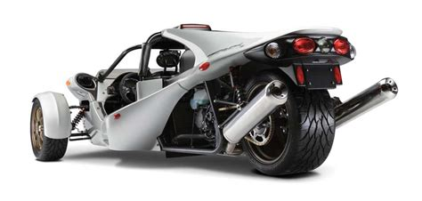 2010 Campagna T-rex 14rr Trike Retails For ,500