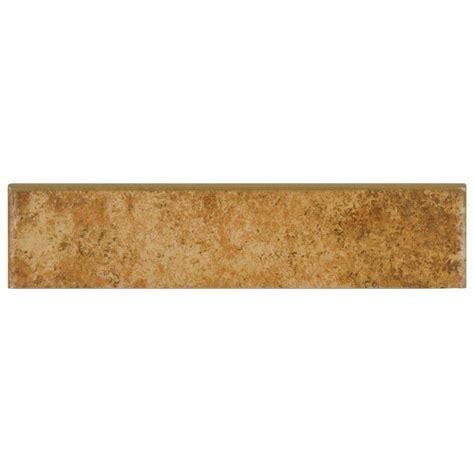 bullnose tile trim home depot merola tile avila cotto bullnose 3 in x 12 1 2 in