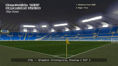 PES 6 Stadiums Serie A Season 2017/2018 by PES Logos - PES ...