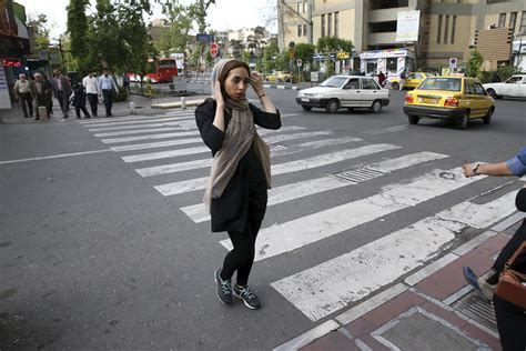 News Iran by Iranians Worry As Morality Go Undercover Cbs News