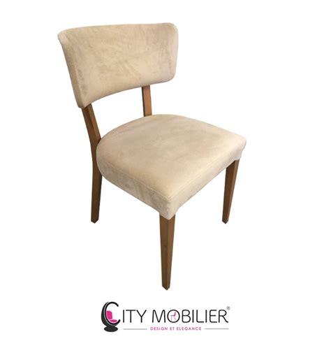 dossier chaise chaise au dossier arrondi plaza city mobilier