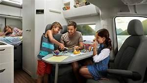 Grand California Camper Van