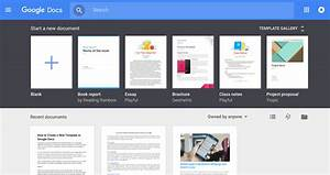 how to create a new template in google docs stacktips With google doc presentation templates