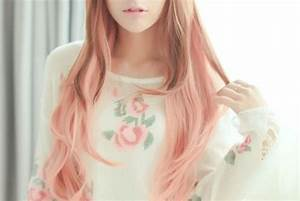 Pastel pink and brown ombre hair! | Hair | Pinterest ...