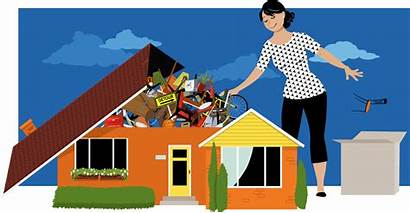 Decluttering Compulsive Disorder Obsessive Clean Declutter Spring