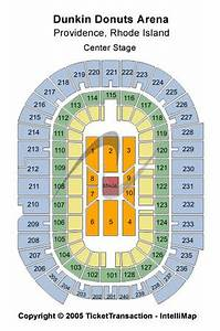 Dunkin Center Seating Chart Dunkin Donuts Center Tickets In Providence Rhode Island