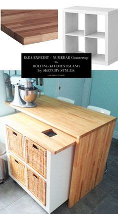 ikea rolling kitchen island how to paint ikea furniture including expedit kallax 4591