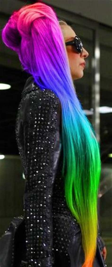 interesting lady gaga hairstyles pretty designs