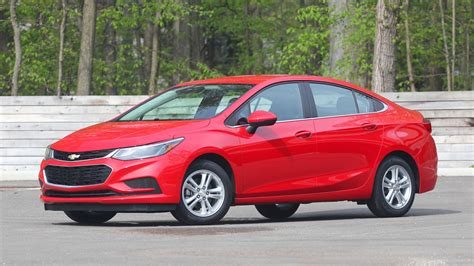 chevy cruze diesel review  game  town