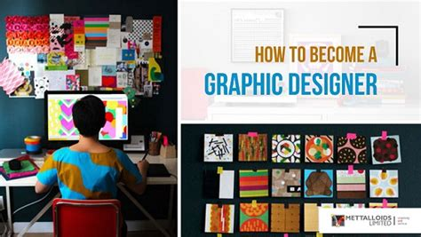 how to become a graphic designer how to become a graphic designer in 4 steps