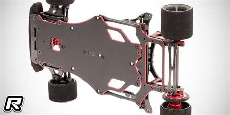roche p evo  scale pan car kit red rc