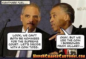 Is Obama considering Eric Holder and Al Sharpton for ...